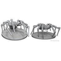 Dungeons & Dragons: Nolzur's Marvelous Unpainted Minis: Spiders