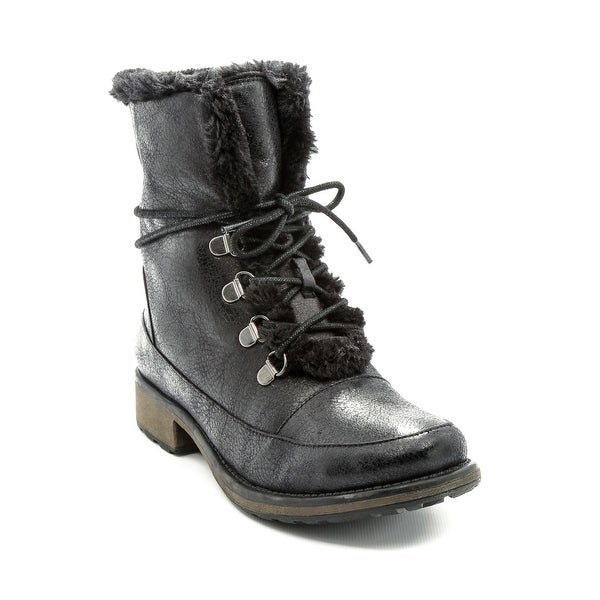 Wear.Ever. Sampson Women's Boots Black