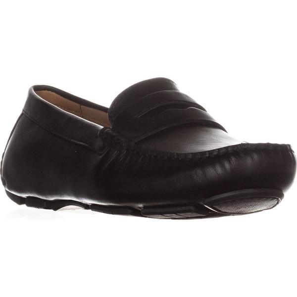 naturalizer Natasha Penny Loafers, Black Leather