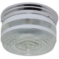 Boston Harbor F14CH02-80023L Ceiling Light Fixture, Polished Chrome