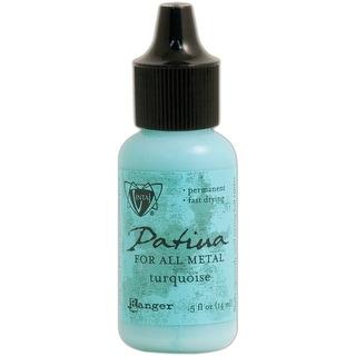 Vintaj Patinas .5oz -Turquoise