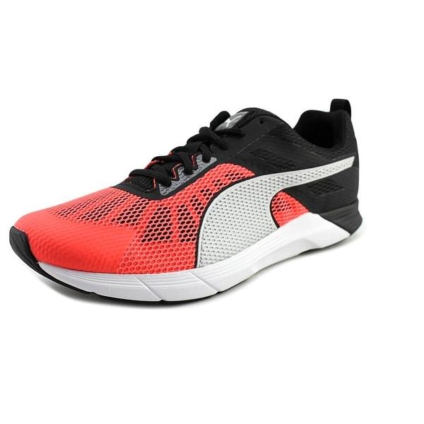 Puma Propel Men Red Blast/Puma Black Running Shoes