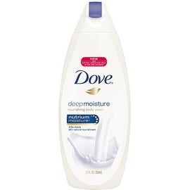 Dove Deep Moisture Nourishing Body Wash, 12 oz