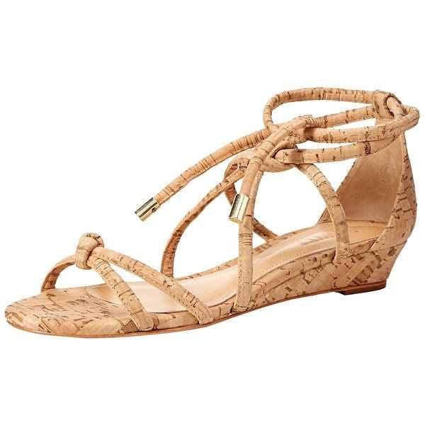 SCHUTZ Women's Margarete Flat Sandal - 6.5