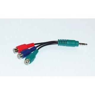 OEM LG Audio Video AV Cable Originally Shipped With: 55GA6400, 55GA6400UD, 55LE5400, 55LE5400UC, 55LM6200, 55LM6200UE