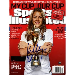 Kelley OHara 2015 Womens World Cup Sports Illustrated Magazine