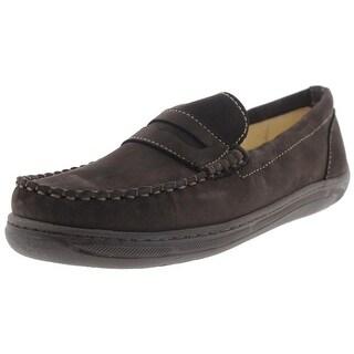 Primigi Boys Choate Big Kid Suede Loafers - 35