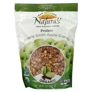 11 oz Granny Smith Apple Organic Granola - Case of 6