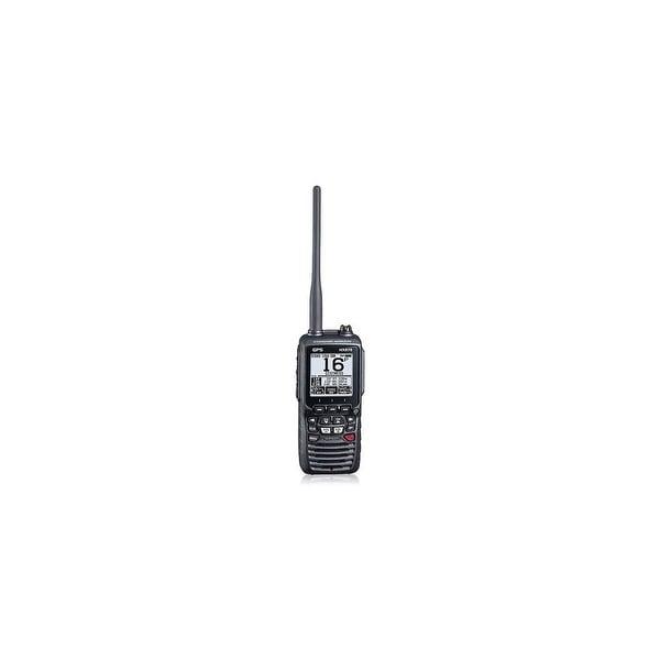 Standard Horizon HX870 Handheld Floating VHF Radio with Integrated GPS Receiver