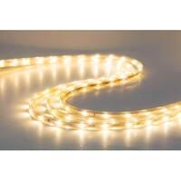 Living Accents 6T454911 Summer LED Flex Tape Lights, Warm White, 16.4 ft., 160 lights - Warm White