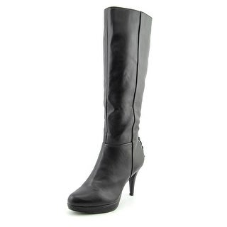 Style & Co Marteen Round Toe Synthetic Knee High Boot