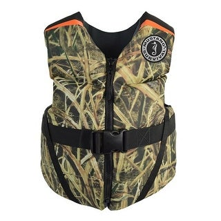 Mustang Lil feet Legends 70 Youth Vest - Camo Youth Vest