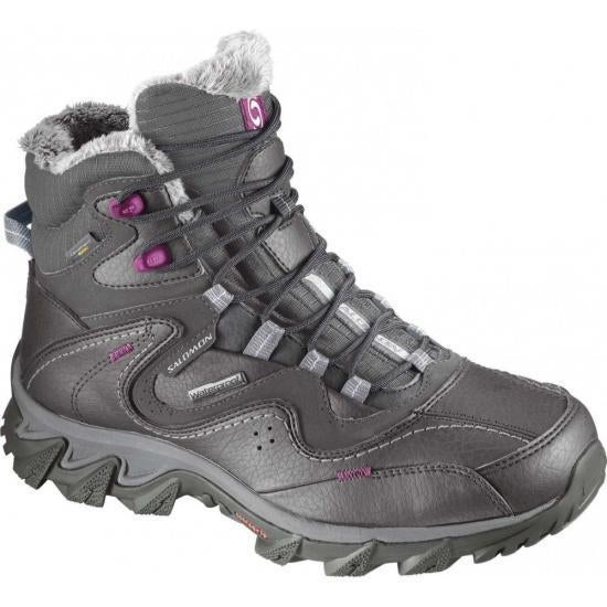 Salomon SOKUYI WP Women's Winter Boots, Waterproof, Insulated - detroit