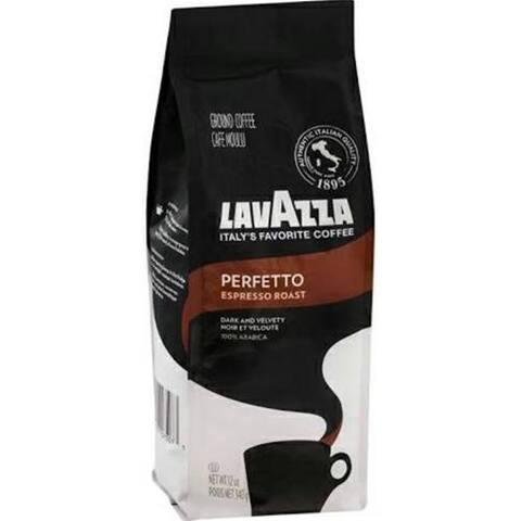 Lavazza - Perfetto Ground Coffee ( 6 - 12 OZ)