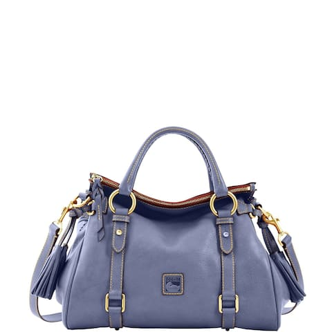 c30bc1d0d7c Dooney   Bourke Florentine Small Satchel (Introduced by Dooney   Bourke at   398 in Oct