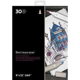 "Spectrum Noir Premium Marker Pad 9""X12""-"