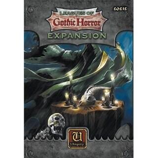 Triple Ace Games Leagues of Gothic Horror - Expansion Ubiquity
