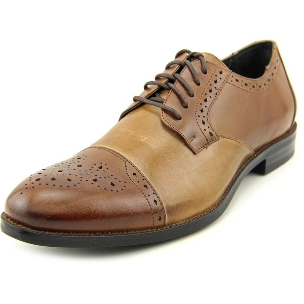 Stacy Adams Granville Cap Toe Leather Oxford