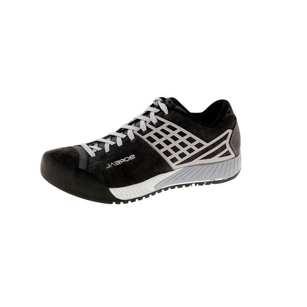 Boreal Climbing Shoes Mens Lightweight Bamba Antracita Black