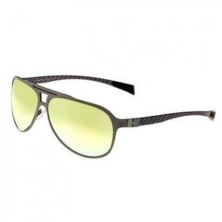 Breed Sunglasses Apollo Sunglasses - Polarized Silver Titanium