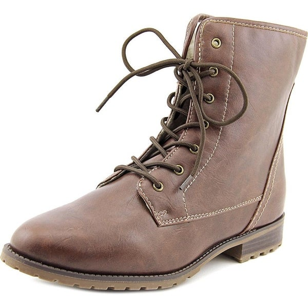 Sporto Pamela Round Toe Leather Winter Boot