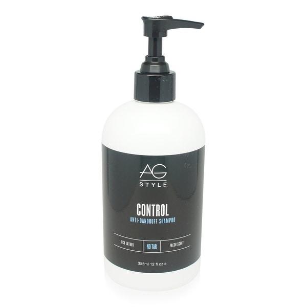 AG Hair Control Shampoo 12 Oz
