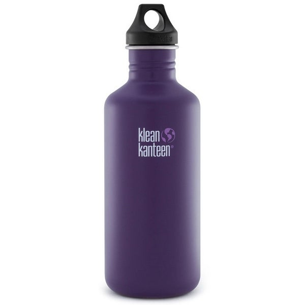 048fcd7878 Shop Klean Kanteen Classic 40 oz. Bottle with Loop Cap - Berry Syrup ...
