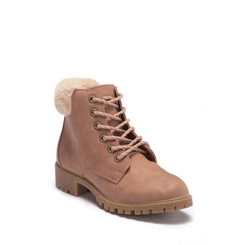 Madden Girl Womens Frannkie Closed Toe Ankle Fashion Boots