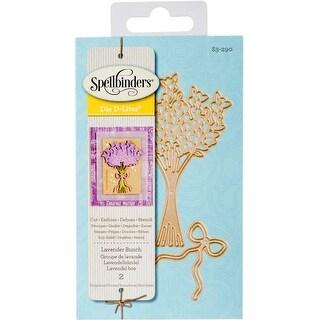 Lavender Bunch - Spellbinders Shapeabilities Die D-Lites