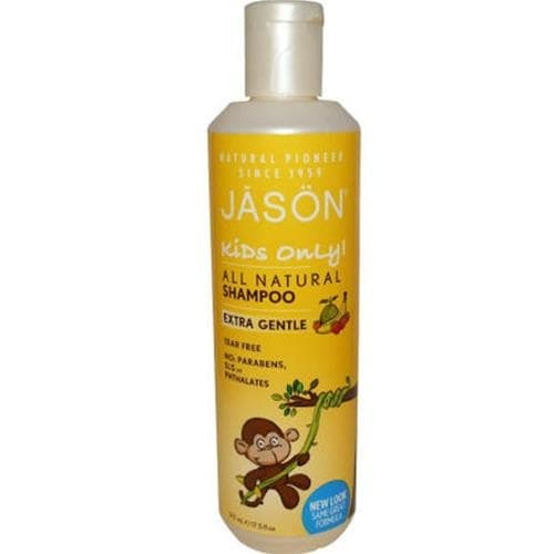 Jason Natural Products - Kids Only Mild Shampoo ( 2 - 17.5 FZ)