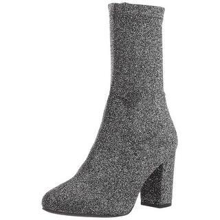 8760185a11b3 Kenneth Cole New York Women s Alyssa Stretch Shaft Heel Ankle Boot