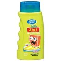 White Rain Kids 3in1 Zany Watermelon Shampoo, Conditioner and Body Wash 12 oz