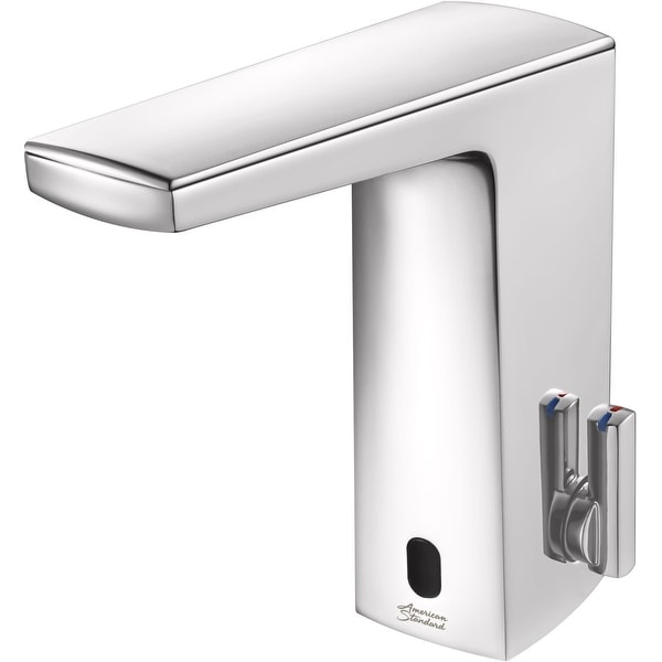 American Standard 7025.205 Paradigm 0.5 GPM Single Hole Bathroom Faucet with Selectronic Programable Sensor Technology