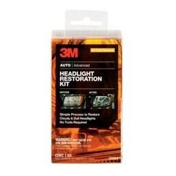 3M 39084 Headlight Restore Kit
