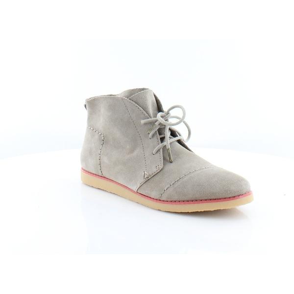 TOMS Mateo Chukka Women's Boots Desert Taupe