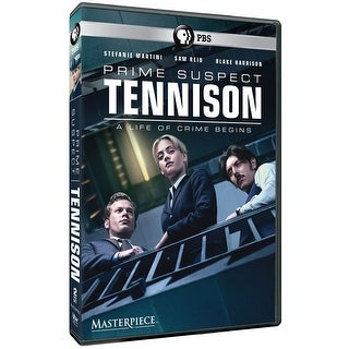 Prime Suspect: Tennison - Masterpiece Tv Series - 6 Episodes On 2 Discs - Dvd