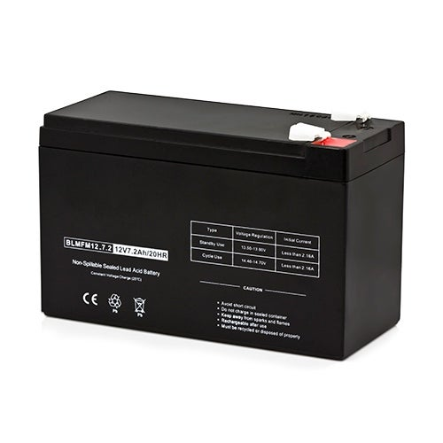 Replacement AGM SLA Battery 12V-7.2Ah (Single Pack) Replacement AGM SLA Battery