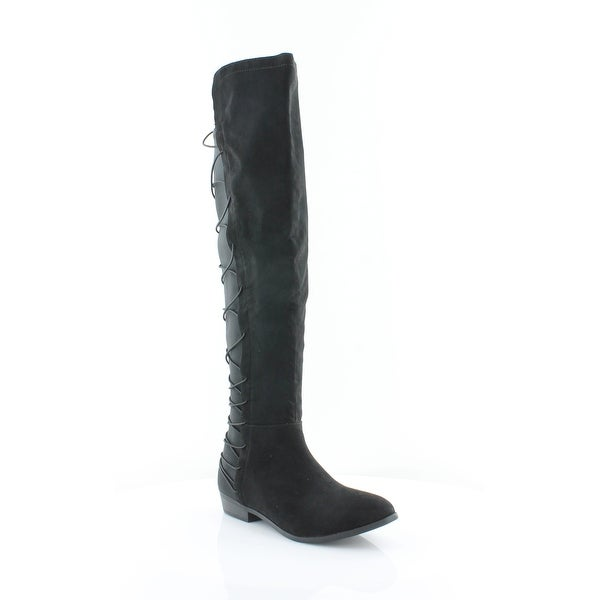 Material Girl Calyn Women's Boots Black