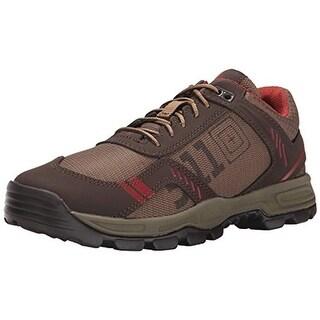 5.11 Mens Work Shoes Leather High Grip - 4 medium (d)
