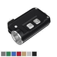 NITECORE TINI 380 Lumen Super Mini Rechargeable LED Keychain Light
