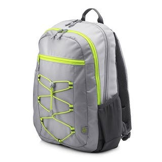 HP 15-inch Laptop Sport Backpack (Gray/Green)|https://ak1.ostkcdn.com/images/products/is/images/direct/e72a2068b95cf1f4e8be70cbd88af86a5c7dd975/HP-15-inch-Laptop-Sport-Backpack-%28Gray-Green%29.jpg?impolicy=medium