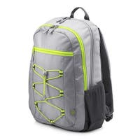 HP 15-inch Laptop Sport Backpack (Gray/Green)