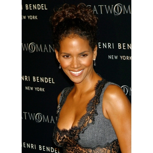 Shop Halle Berry At The Henri Bendel And Warner Brothers Purr Fect