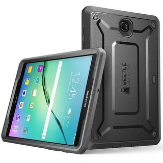 Galaxy Tab S2 9.7 Case, Unicorn Beetle Pro Case, Galaxy Tab S2 9.7 Case, Built in Screen Protector-Black/Black