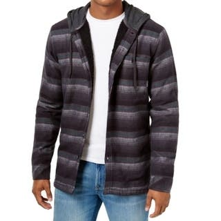 Billabong NEW Gray Mens Size Large L Faux-Sherpa Hooded Striped Jacket|https://ak1.ostkcdn.com/images/products/is/images/direct/e72e1916e76d94904ae9524464ac6929cadeaca3/Billabong-NEW-Gray-Mens-Size-Large-L-Faux-Sherpa-Hooded-Striped-Jacket.jpg?impolicy=medium