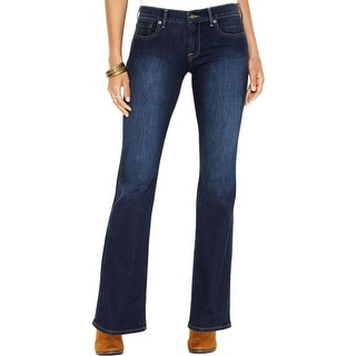 Lucky Brand Womens Sweet'N Low Bootcut Jeans Mid-Rise Denim
