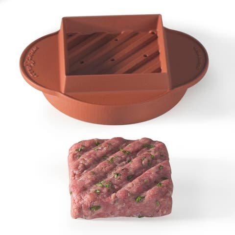 Nordic Ware 365 Indoor/Outdoor Stuffed Burger Maker and Patty Press