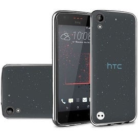Insten Frosted TPU Rubber Candy Skin Case Cover For HTC Desire 530