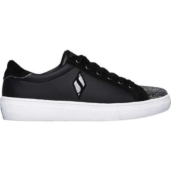 Goldie Glitchy Sneaker Black