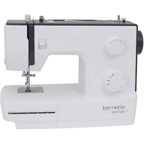 Bernette Sew & Go 1 Sewing Machine